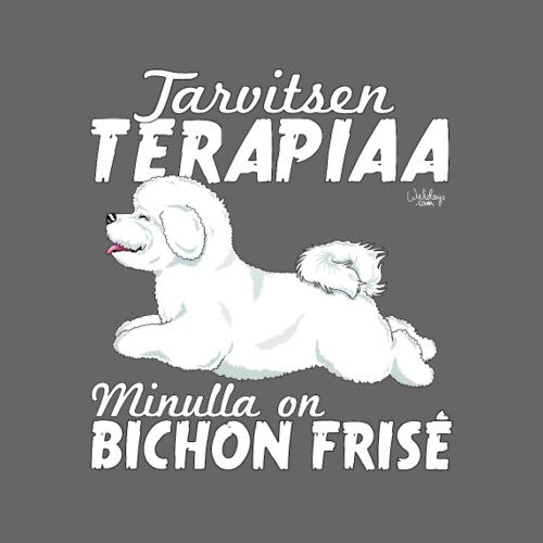 bichonterapiaa2 - Miesten premium t-paita