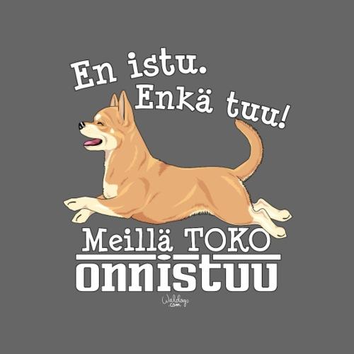 chihutoko5 - Miesten premium t-paita