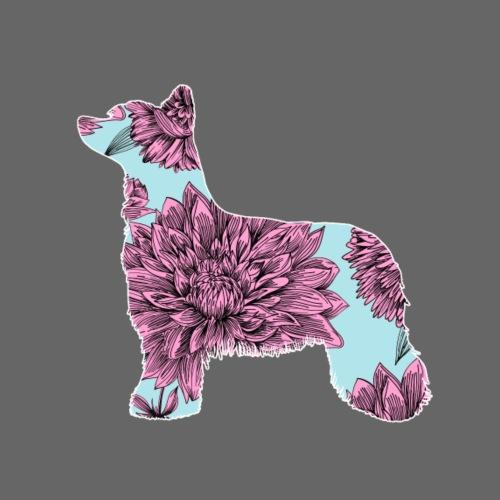Flower Powder II - Miesten premium t-paita