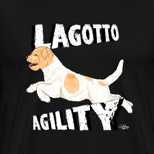 romagnoloagility2 - Men's Premium T-Shirt
