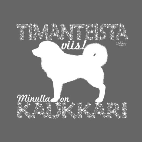 kaukkaridimangit - Miesten premium t-paita
