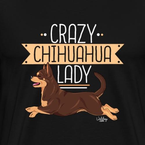 chihulady4 - Men's Premium T-Shirt