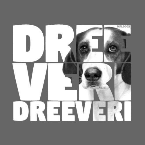 NASSU Dreeveri 03 - Miesten premium t-paita