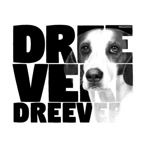 Dreeveri Nassu 04 - Miesten premium t-paita