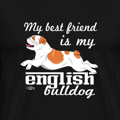 ebbestfriend2 - Men's Premium T-Shirt