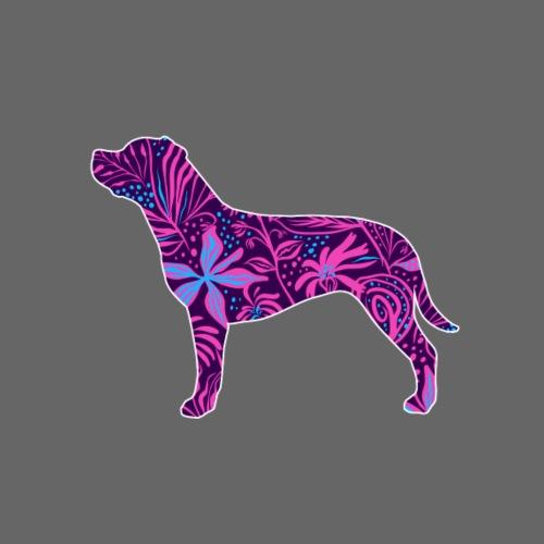 Flower II - Miesten premium t-paita