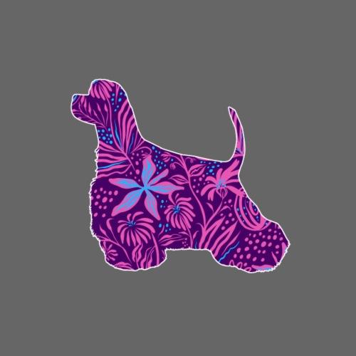 Flower Jenkki II - Miesten premium t-paita