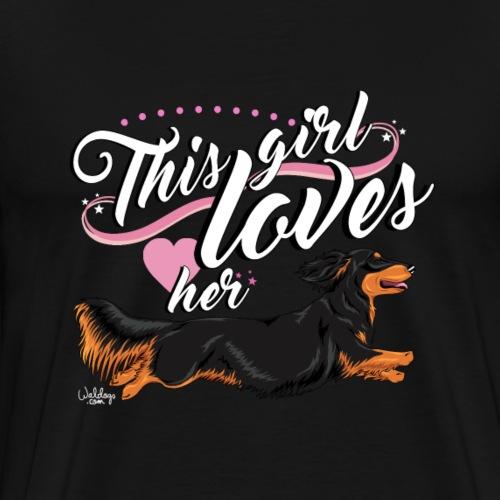 pitkisgirl3 - Men's Premium T-Shirt