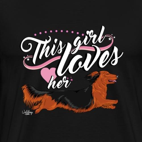 pitkisgirl4 - Men's Premium T-Shirt