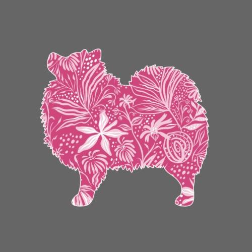 Flower Kleinspitz III - Miesten premium t-paita