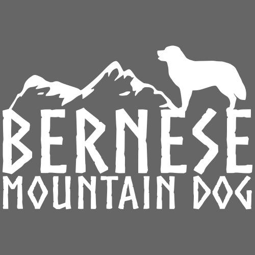 Bernese Mountain Dog 3 - Miesten premium t-paita