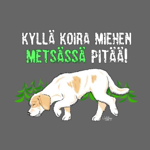 istriametsamies2 - Miesten premium t-paita