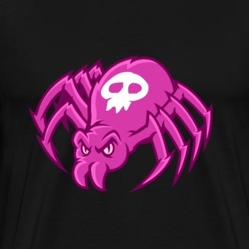 Angry Spider II - Miesten premium t-paita
