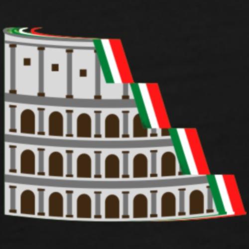 Colosseo - Maglietta Premium da uomo