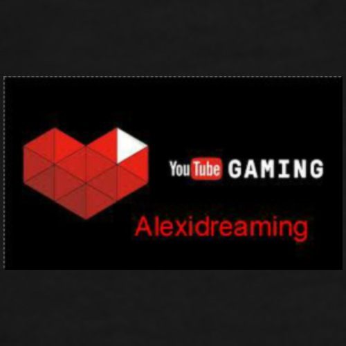 logo_alexidreaming - T-shirt Premium Homme