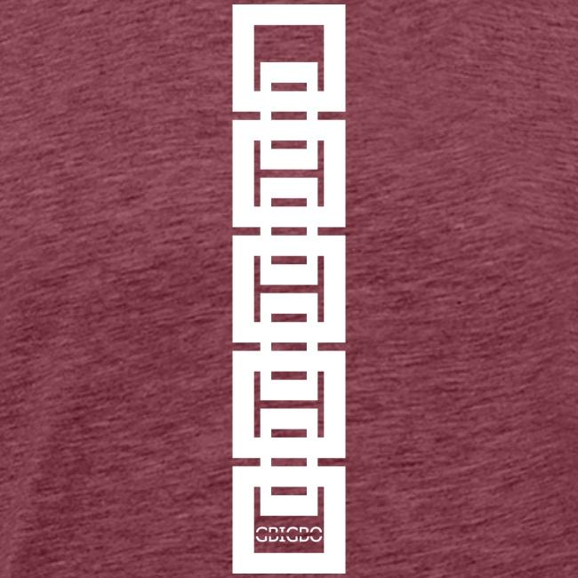 GBIGBO zjebeezjeboo - Rock - Bracelet Squares 02