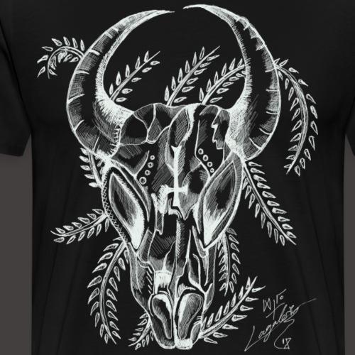 Le Taureau - T-shirt Premium Homme
