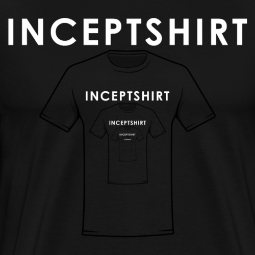 Inceptshirt - T-shirt Premium Homme