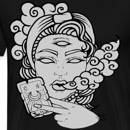 zingara - Maglietta Premium da uomo