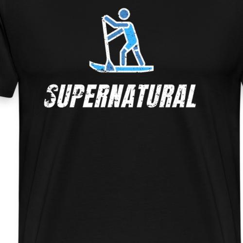 Supernatural grunge Design für Wassersportler - Männer Premium T-Shirt