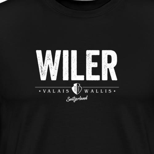 WILER - Männer Premium T-Shirt