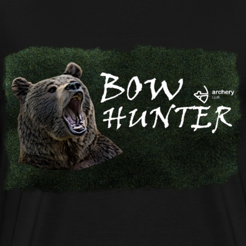 Bowhunter - Männer Premium T-Shirt