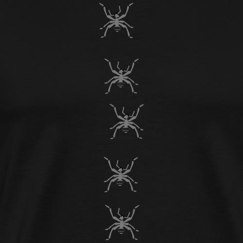 Ameisenkrabbelei - Männer Premium T-Shirt