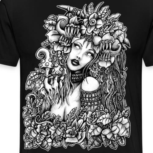 Irrgewächs von Absurd ART - Männer Premium T-Shirt