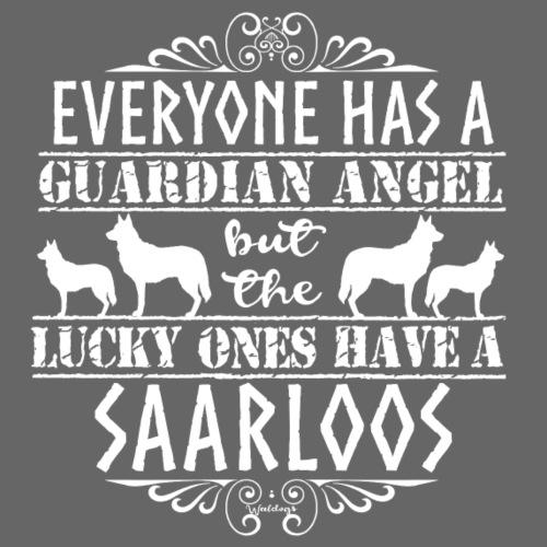 Saarloos Angel - Miesten premium t-paita