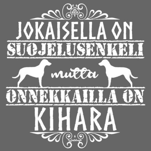 Kihara Enkeli - Miesten premium t-paita