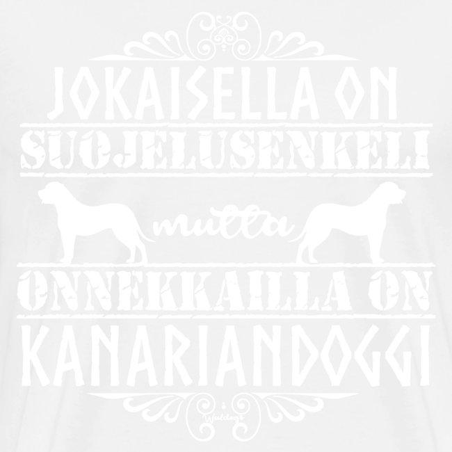 Kanariandoggi Enkeli