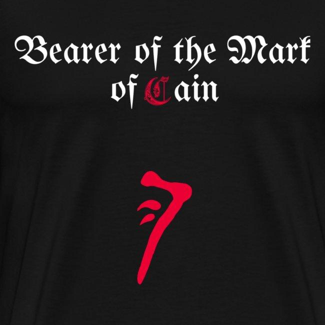Bearer of the mark of Cain