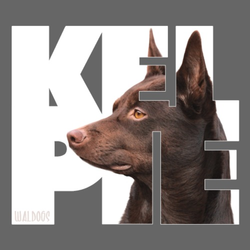Kelpie I - Miesten premium t-paita