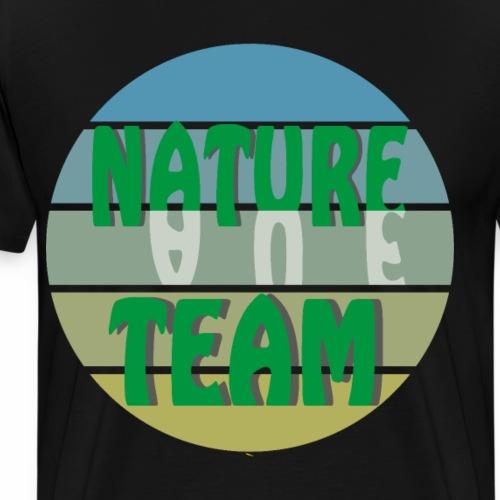 Nature Team Natur Team Naturschützer Umweltschutz - Männer Premium T-Shirt