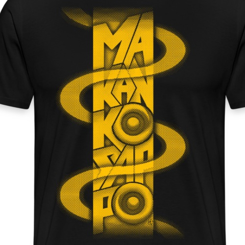 Makankosappo - Men's Premium T-Shirt