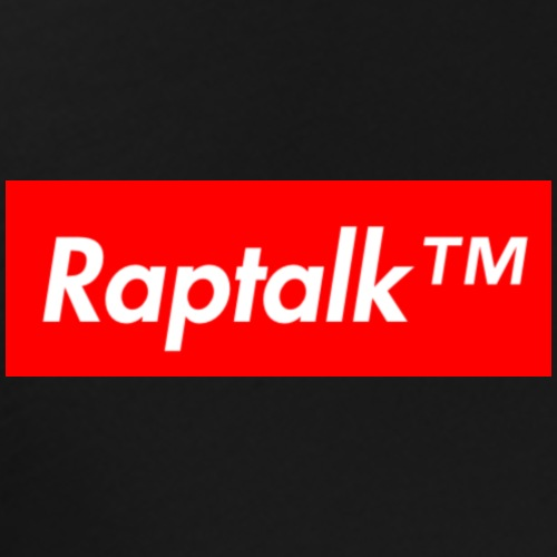 Raptalk™ Box logo line winter/fall 2016 - Men's Premium T-Shirt