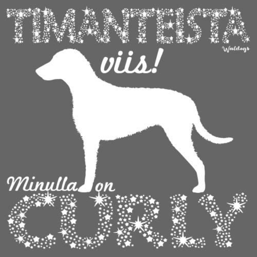 Kihara Timantti II - Miesten premium t-paita