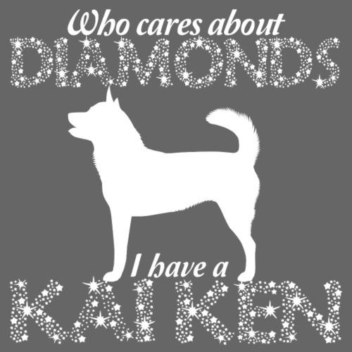 Kai Ken Diamonds - Miesten premium t-paita