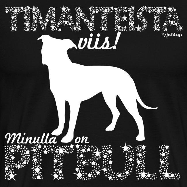 Pitbull Timantti