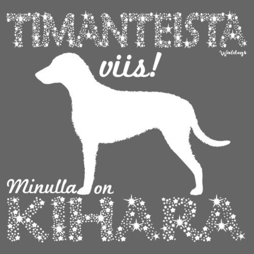 Kihara Timantti - Miesten premium t-paita