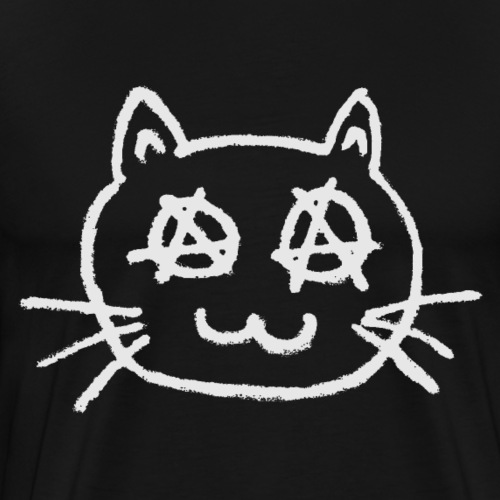 #cat - Männer Premium T-Shirt