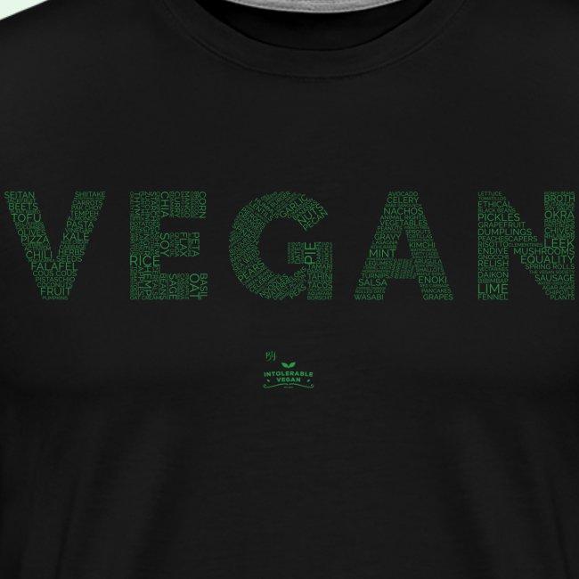 Vegan - Green