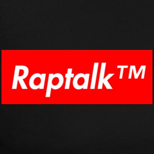 Raptalk™ Box logo line winter/fall 2016 - Men's Premium T-Shirt