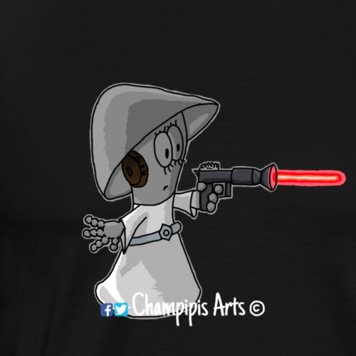 Champipie Blaster Sign - T-shirt Premium Homme