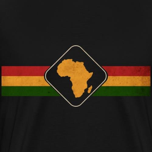 Africa Arise - Camiseta premium hombre