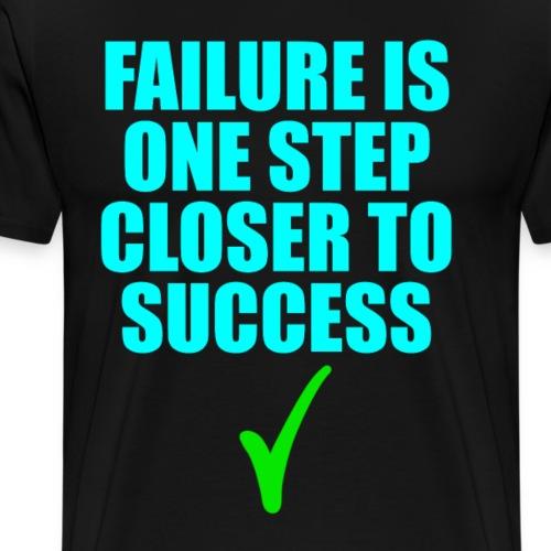 Erfolg erfolgreich Gewinner Geschenk - Männer Premium T-Shirt