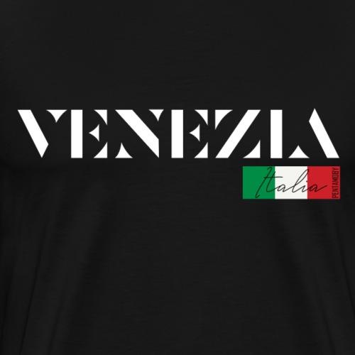 VENEDIG VENEZIA ITALIA ITALIEN URLAUB (w) - Männer Premium T-Shirt