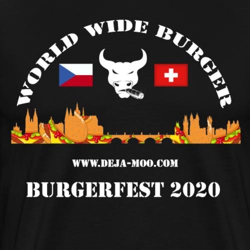 Burgerfest 2020 - Männer Premium T-Shirt