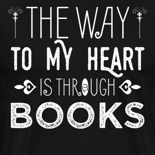 0200 Der Weg zu meinem Herzen ist durch Bücher