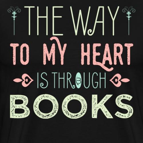 0199 Der Weg zu meinem Herzen ist durch Bücher